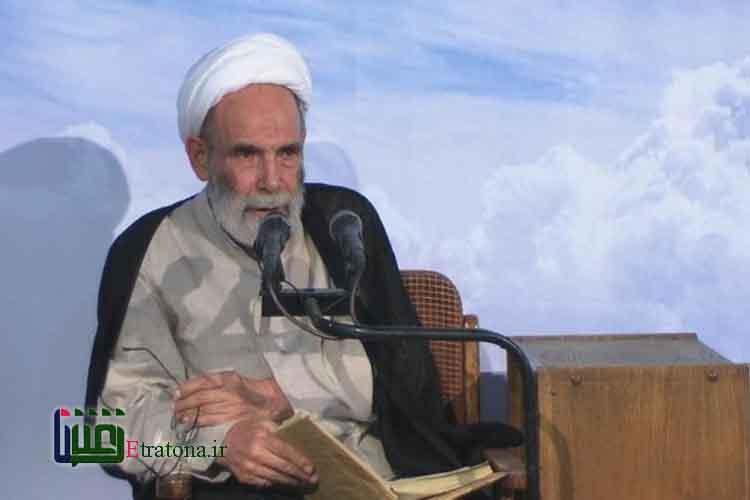 فضیلت شب جمعه در بیان حاج آقا مجتبی تهرانی عترتنا