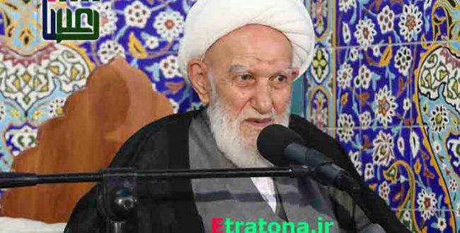 رزق حلال و حرام در بیان آیت الله ناصری